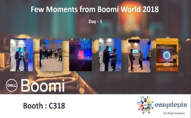 Boomi World Day-1