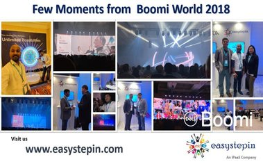 Boomi World Day-2